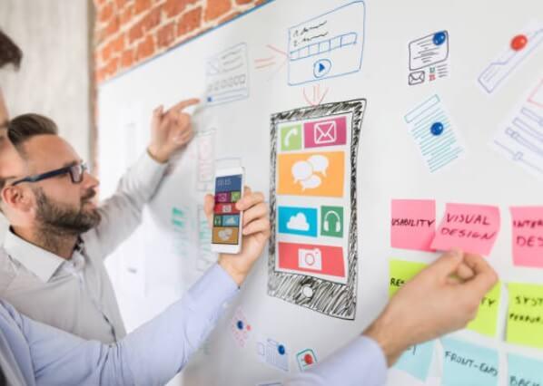 como crear contenido web