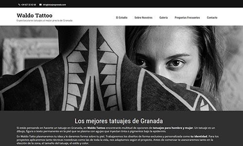 Tatuajes Granada