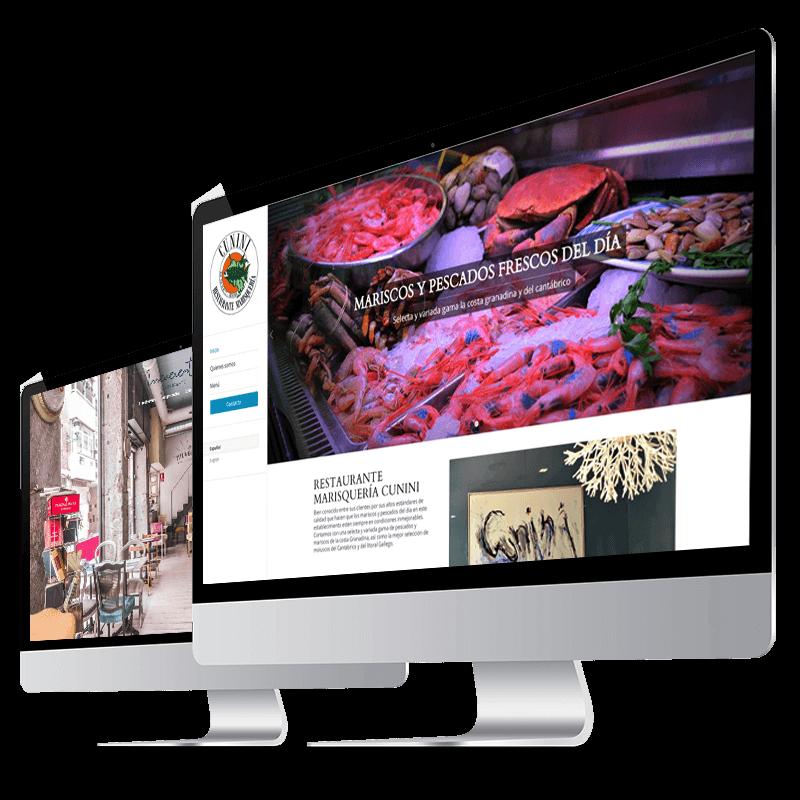 Fondo Home 8web diseño web granada