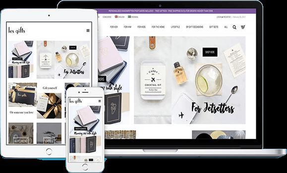 Creacion tienda online granada