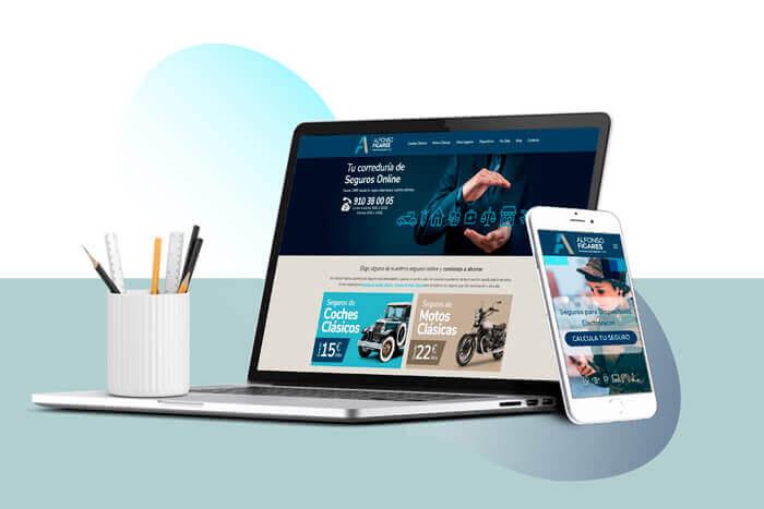 diseño web en granada negocios